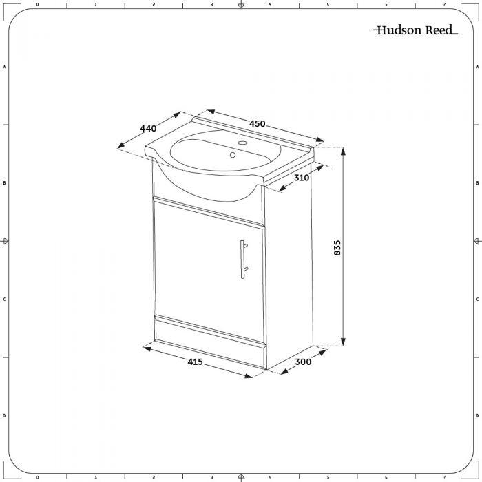 Colocacion Lavabo.Altura Ideal Para Colocar Lavabo Hudson Reed