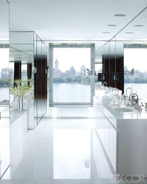 Baños Lujosos Con Poco Dinero:Ralph Lauren Master Bathroom