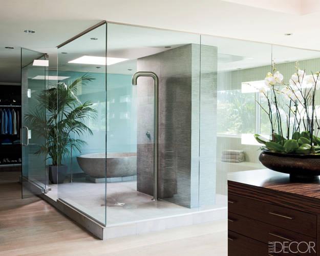 Baños Lujosos Con Poco Dinero:Celebrity Bathrooms