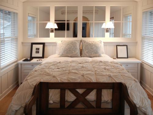 Dormitorio por Scott Lyon and Company ( Houzz)