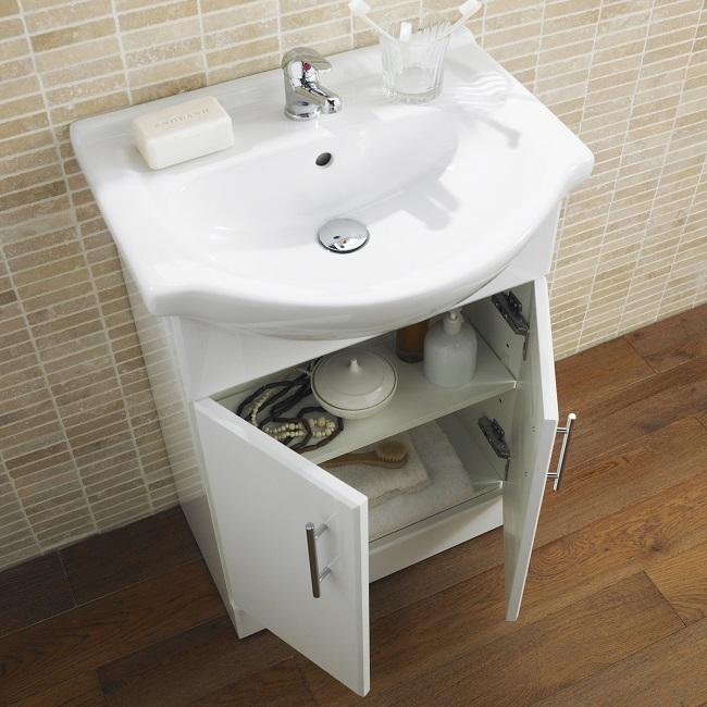 montable mueble de lavabo